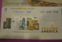 Unilever Confusing America $0.01 Coupon