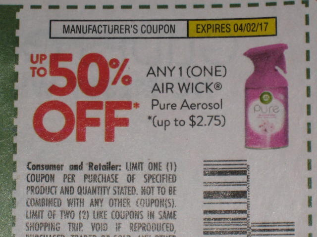 Superb Airwick Coupon Confusion Dusty Wallet Interior Design Ideas Inesswwsoteloinfo
